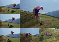 101MSDCF01 (Christa Oppenheimer) Tags: berge zellamsee kitzsteinhorn gletscher gleitflug seepanorama alpen gleitschirmfliegen boote gipfel wasserspiele wolken