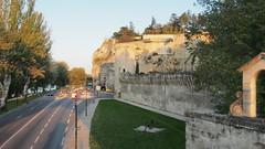 PA224217 (餅乾盒子) Tags: 法國 亞維儂 france avignon 夕陽 pont davignon saintbénezet 亞維儂斷橋 聖貝內澤橋 阿維尼翁橋