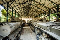tanks (2) (maskirovka77) Tags: israeldefenseforces idf museum idfmuseum tanks m48 outdoors hdr armoredcar artillery antiaircraft armoredpersonnelcarrier bridgingequipment