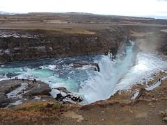 Gullfoss 06 (P310PiX) Tags: p310 iceland gullfoss waterfall water