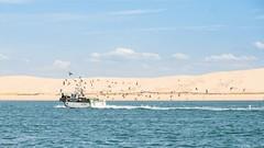 a table ! (latoufbassin!) Tags: vert peche bateau mouettes pyla passe nord bassin arcachon