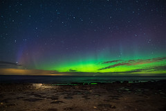 Aurora Borealis (tittiyttersj) Tags: auroraborealis nordiclight norrsken sweden hllekis vnern