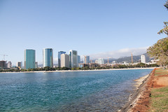 Ala Moana Beach (Alan Yeh Photography) Tags: hawaii 808 oahu paradise diamondhead alamoana alamoanabeach