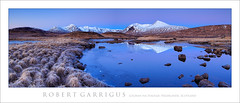 Lochan na Stainge (rgarrigus) Tags: morning winter panorama cold nature landscape scotland highlands twilight crisp moors clearsky rannochmoor wintry greatphotographers meallabhuiridh lochannastainge garrigus robertgarrigus robertgarrigusphotography