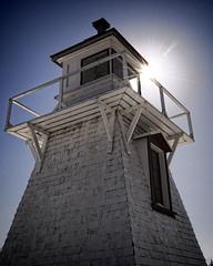 Week 14-Project Flickr: Looking up (`·.¸ Susan .•*´)¸.•*´) Tags: lighthouse nikon manitoba selkirk d300 projectflickr marinemuseum