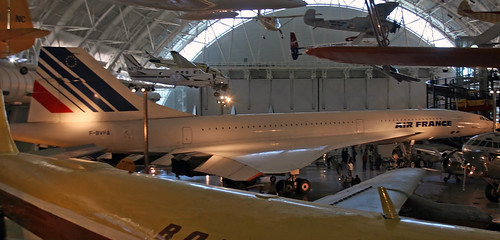 Air France Aerospatiale Concorde (F-BVFA)