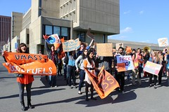 Fossil Fuel Divest Rally (dailycollegian) Tags: rally teachin fossilfuels divest