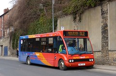 YN07OSF Stagecoach Yorkshire Optare Solo M880 47468 (Sharksmith) Tags: bus sheffield stagecoach malinbridge 47468 m880 optaresolo stagecoachyorkshire supertramlink yn07osf routesl2 loxleynewroad