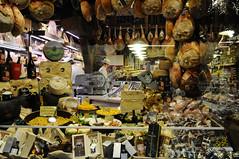 Bologna: the best food in the world? (lorenzog.) Tags: italy food nikon italia bologna grocery emiliaromagna delicatessen d300 2013