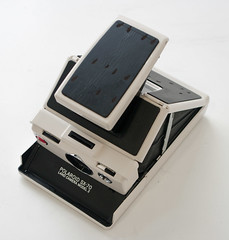 Polaroid SX-70 Customized for Nick Cave