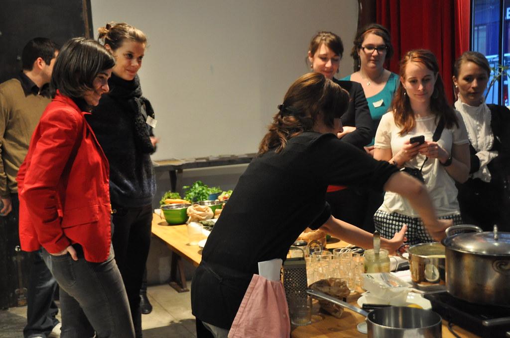 Campagne AVSF - Soirée blogueuses (14)