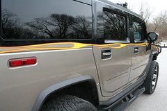 """2003 Hummer • <a style=""""font-size:0.8em;"""" href=""""http://www.flickr.com/photos/85572005@N00/8642576555/"""" target=""""_blank"""">View on Flickr</a>"""