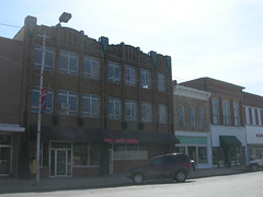 Downtown Buildings (jimmywayne) Tags: downtown historic kansas fredonia wilsoncounty