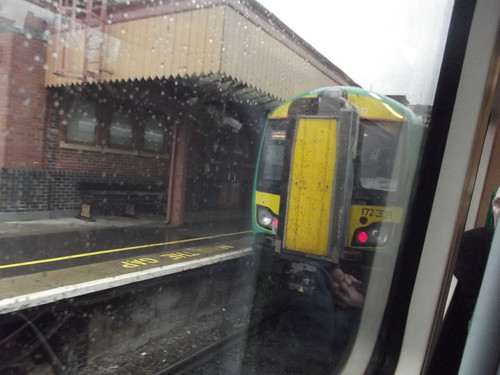 Birmingham Moor Street Station - London Midland 172 339