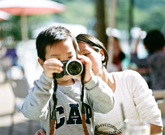 Review (Allan_Lin) Tags: 120 film pentax takumar kodak 400 6x7 portra 105mm f24