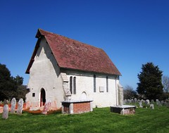 Church Norton 1 (MAClarke21) Tags: england west church nature landscape sussex coast spring harbour south united kingdom chapel norton selsey pagham 2013