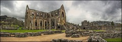 Tintern Abbey Panoramic [Explore] (Martyn.Smith.) Tags: camera panorama building church wales lens religious photo ruins flickr angle image cymru wide samsung panoramic mode henryviii tinternabbey wyevalley reformation tonemapped 2050mm monasterymonks nx1000