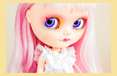 Girl with the Window Eyes (DisneyColor) Tags: pink anime cute fashion japan toy toys japanese bigeyes doll pretty dolls naturallight kawaii blythe neo custom fashiondoll pinkhair porcelain 12inch hasbro customs bighead windowlight adg blythedoll neos blythes blythedolls ashtondrakegalleries takaratomy fashiondolls neoblythe neoblythes 12inchdoll bargemann keithbargemann 12inchdolls