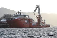 Lewek Connector (Haakoon) Tags: construction offshore bergen mpsv lewekconnector