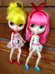Bitchy dolls