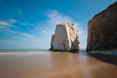 Botany Bay Smoothie (James Waghorn) Tags: light sea england sky beach water clouds reflections chalk kent nikon rocks smooth sigma dreamy botanybay ultrawide lightroom nisi broadstairs sigma1020 10stop nd1000 d5000 bestofblinkwinners blinksuperstars