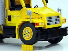 09 (LegoMarat) Tags: lego technic rc towtruck modelteam moc powerfunctions