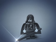 Taran the warrior Mage (HE@DBR!K) Tags: lego legends warrior minifig mage taran lob brickdom