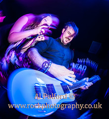 Photo365_2013_04_12 (Al Pulford Photography) Tags: red dead concert live gig band fisheye norwich photo365