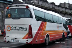Bus Eireann SP9 (05D54293). (Fred Dean Jnr) Tags: bus galway coach pb scania buseireann irizar december2006 sp9 k114 cietoursinternational buseireannroute51 galwayceanntstation 05d54293
