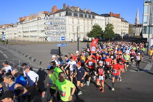 Marathon Nantes 2013