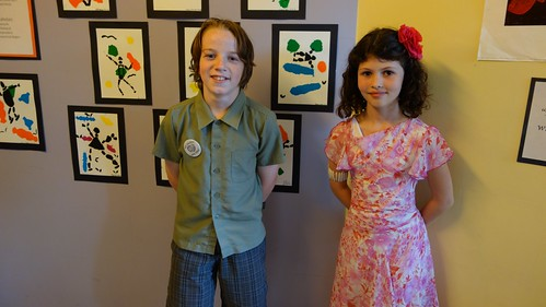 Audio Postcard: Art Night 2013 | Meriwether Lewis Elementary School