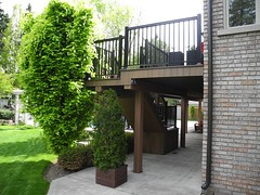 Deck_PVC_Wolf_Mississauga_11 (The Deck Store, Inc.) Tags: wolf deck railing mississauga decking pvc ligts