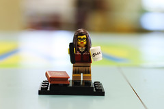 Lego in my office (291) (heavenlyginger) Tags: lego minifigures legofigures legominifigs legominifigures legolibrarian