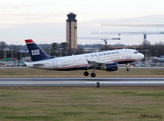 US Airways ~ Airbus A319-112 ~ N762US (jb tuohy) Tags: plane airplane airport charlotte aircraft aviation jet aeroplane airline airbus usairways g11 a319 clt 2013 kclt n762us jbtuohy