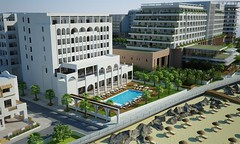 Four Points by Sheraton TripoliPool view - Rendering (Four Points and Resorts) Tags: hotel exterior libya tripoli spg starwood holidayresort starwoodresorts starwoodhotels fourpointshotelsandresorts fourpointsbysheratontripoli poolviewrendering