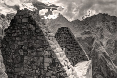 Machu Picchu Rooftops