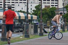 2013 Jun 12 Neighborhood 12 (Omunene) Tags: shirtless bike bicycle biker karma moonwalk jogger roomforeverybody