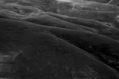 shaping mountains (simoncini.nicola) Tags: 35mm analog photography mountains blackandwhite monochrome castelluccio di norcia monte vettore marche montagna bianco e nero schneider kreuznach xenon f2 50mm kodak retina iiic landscape conceptual ilford film fp4 iso 125