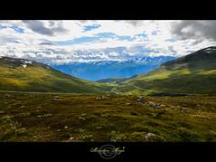 Mountain Magic (geirkristiansen.net.) Tags: view widelove scenery mountain d800 angle stunning aurlandsvangen aurland wideworld road winding wide sigma1224mmf4556