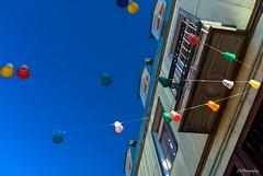 Antes me pareca todo bien (.KiLTRo.) Tags: valparaso regindevalparaso chile kiltro color colorful sky architecture city port harbor house
