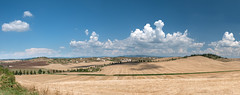 Crete Senesi Panorama (Di_Chap) Tags: cretesenesi italy tuscany