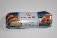 Niederegger Marzipanbrot des Jahres 2016 Vanille-Toffee (Like_the_Grand_Canyon) Tags: marzipan candy sweet