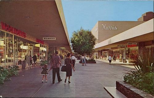 Riverside Plaza, Riverside, California