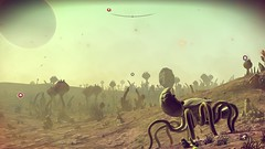 Less of a Nightmare (peterlmorris) Tags: videogame nomanssky hellogames sciencefiction space spaceship fighter starfighter animal alien