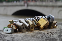 IMG_5781 (viedeclausade) Tags: paris france seine cadenas love