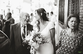 Bride Grandfather