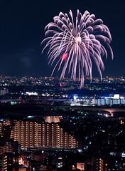 Inagawa Fireworks(68 ) (Hisa-nori) Tags: fireworks osaka japan