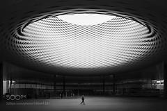Into the Light (hammockbuddy) Tags: ifttt 500px switzerland architecture ufo suisse schweiz messeplatz basel