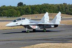 Mikoyan MiG-29UB Fulcrum N29UB (royalscottking) Tags: mig29 mig fulcrum flyingheritagecollection mig29ub