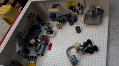 Werkstatt 2 (falke_heinz) Tags: lego hoth star wars echo base